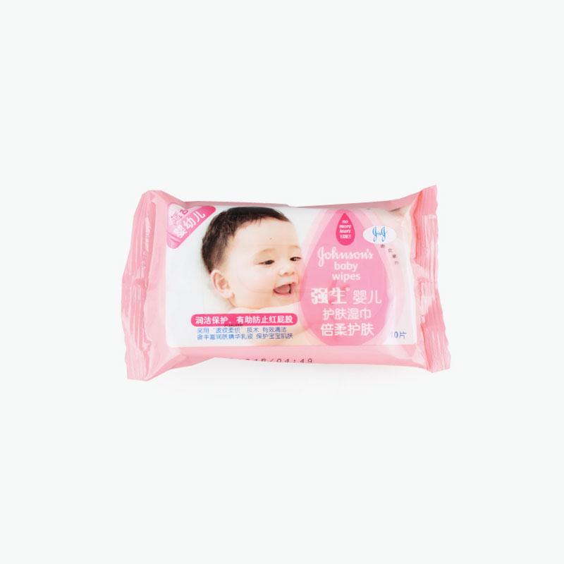Johnson's, Extra-Soft Baby Wipes x10