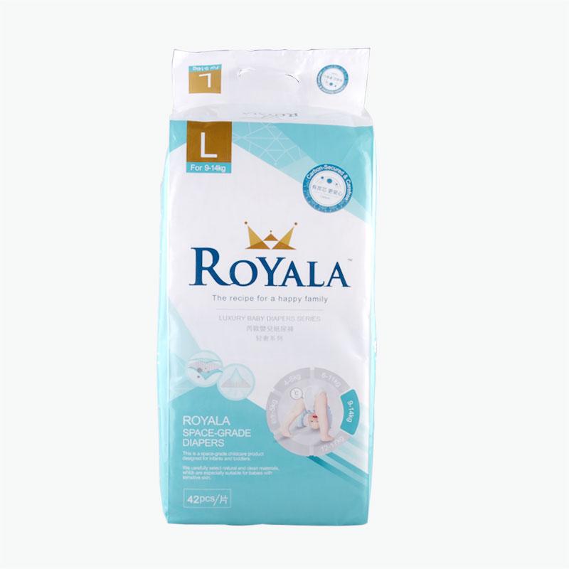 ROYALA Diapers L 42pcs