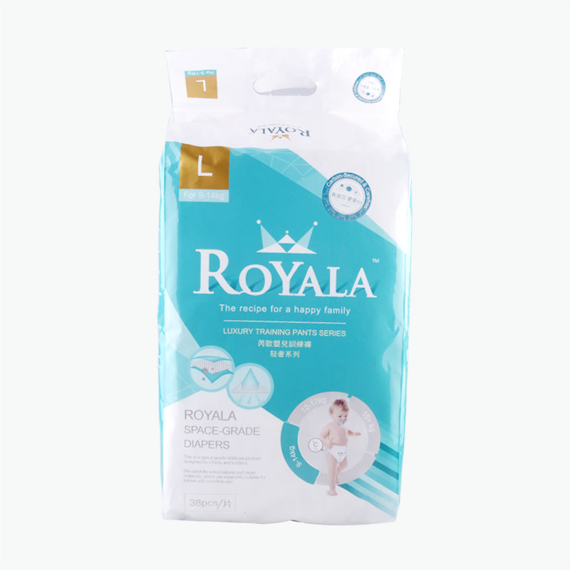 ROYALA Diapers L 38pcs