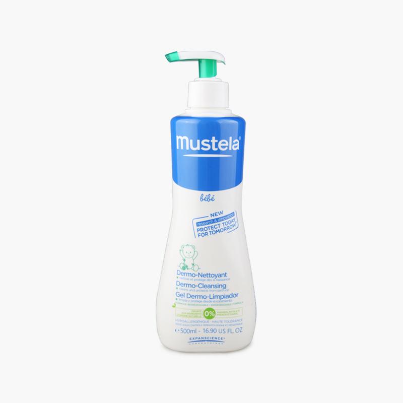 Mustela, Dermo-Cleansing Baby Wash 500ml