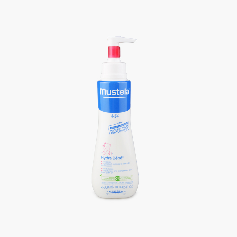 Mustela, Baby Body Lotion 300ml