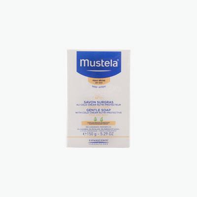 Mustela, Gentle Baby Soap 150g
