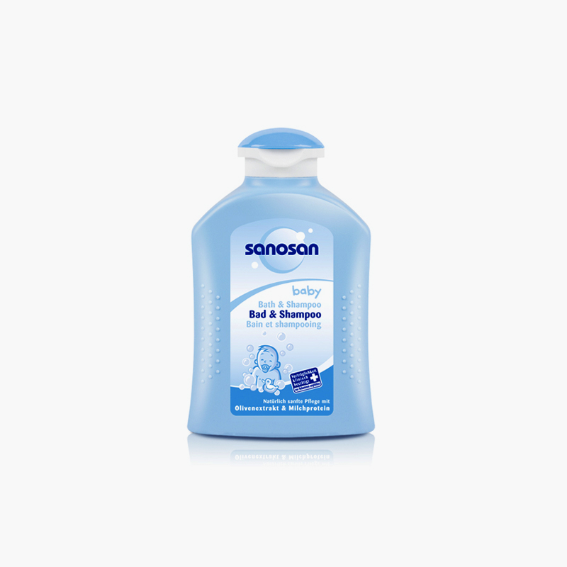 Sanosan Baby Shower Shampoo 2 In 1 200ml