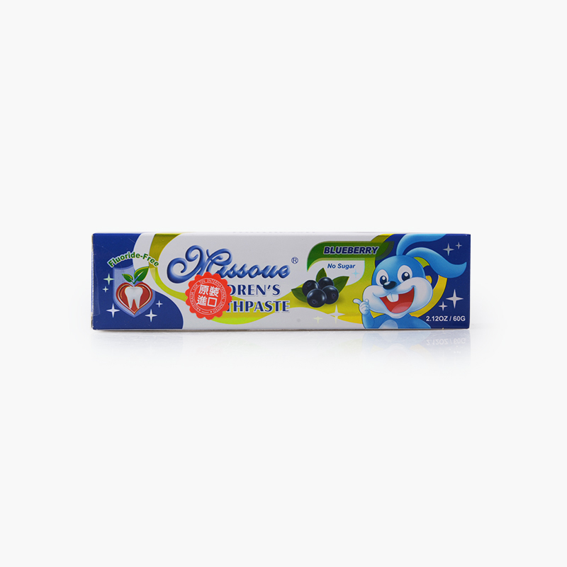 Missoue, Children's Toothpaste (Blueberry) 60g