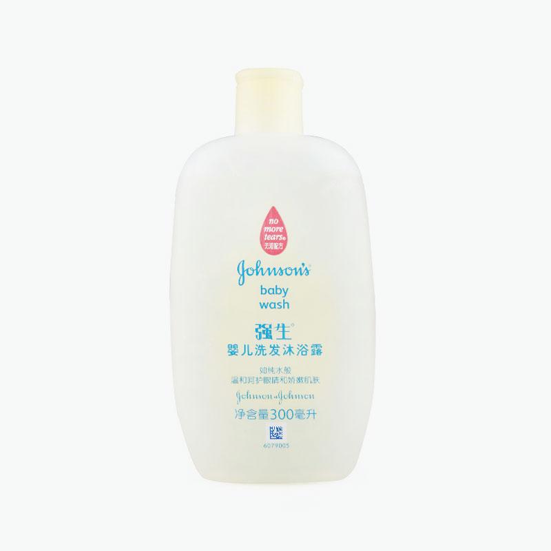 Johnson's, Head-to-Toe Baby Wash 300ml