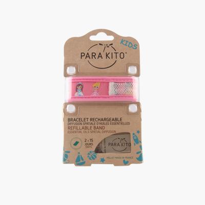 Para Kito Princess Design Natural Mosquito Repellent Band x 2 Refills
