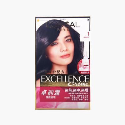 L'Oreal Hair Dye 1 Natural Black 172ml