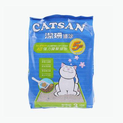 Catsan, Super Clumping Cat Litter 3L