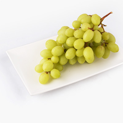 Seedless Green  Grapes 500g