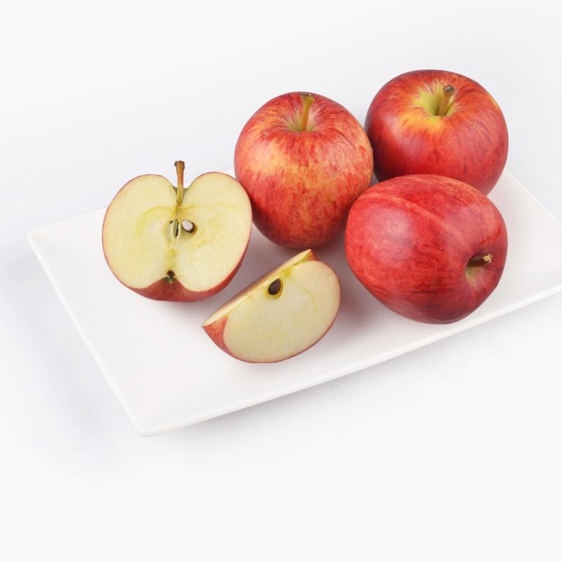 New Zealand Gala Apples 600g~700g  4pcs
