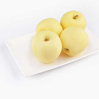Yellow Apples x4 0.8kg-1kg