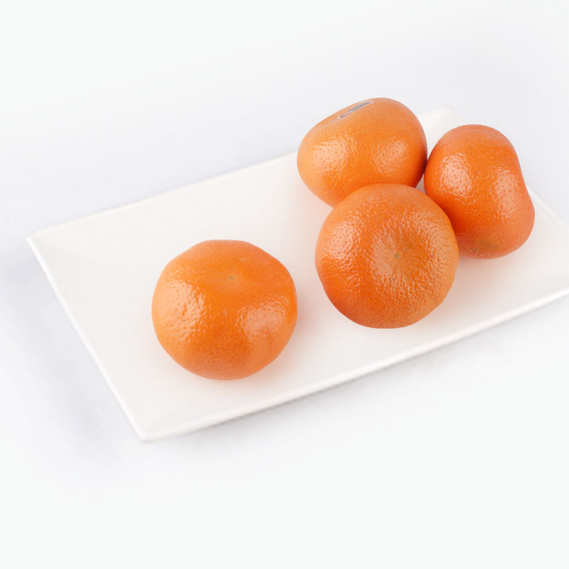 Moroccan Sweet Tangerines x4 490-510g