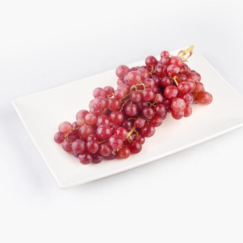 Xinjiang Red Seedless Grapes 800g