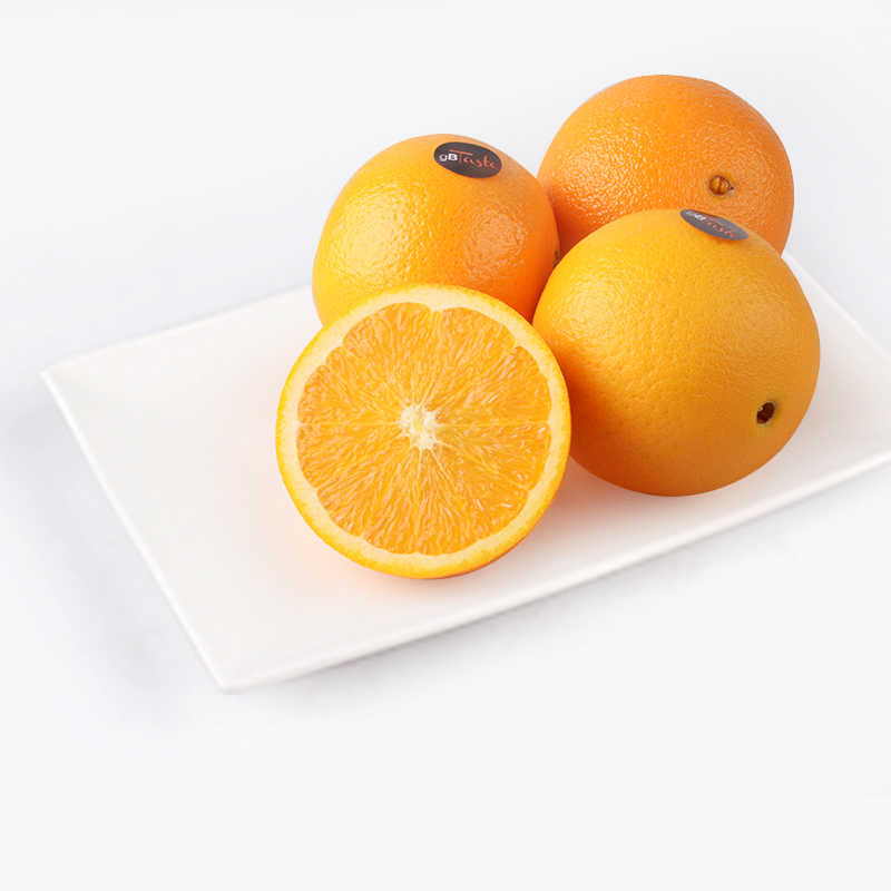 Spanish Oranges x4 800g-850g