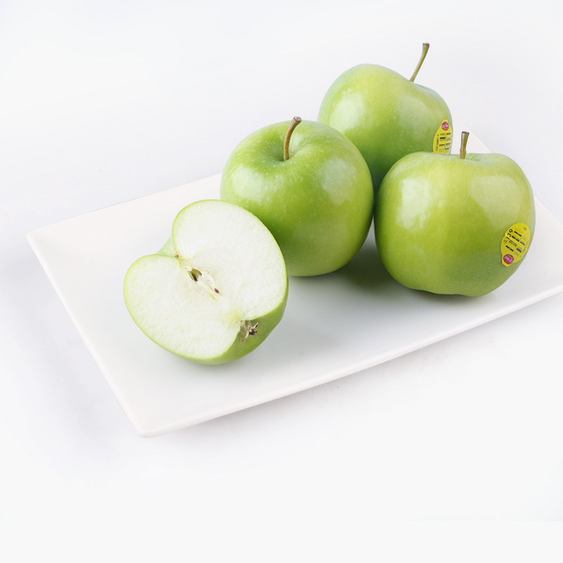 Granny Smith Apples x4  650g-700g