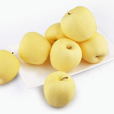 Yellow Apples x8  1.6kg-2kg