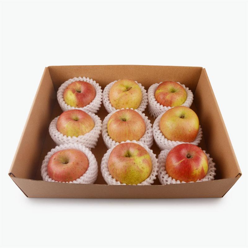 Organic Fuji Apples Gift Box x9 1.9kg-2.2kg