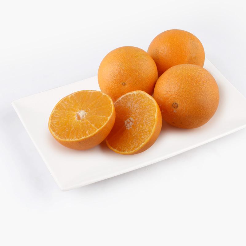 Hubei Pudding Tangerines x4 800g-850g