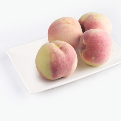 Yantai Jinqiu Honey Peaches x4 0.8kg-1kg