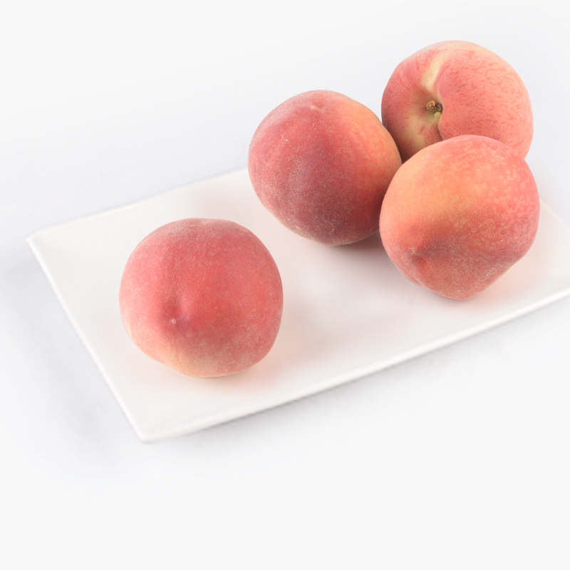 Sichuan White Peaches x4 800~900g