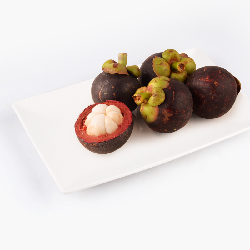 Purple Mangosteens 500g (4-6)pcs