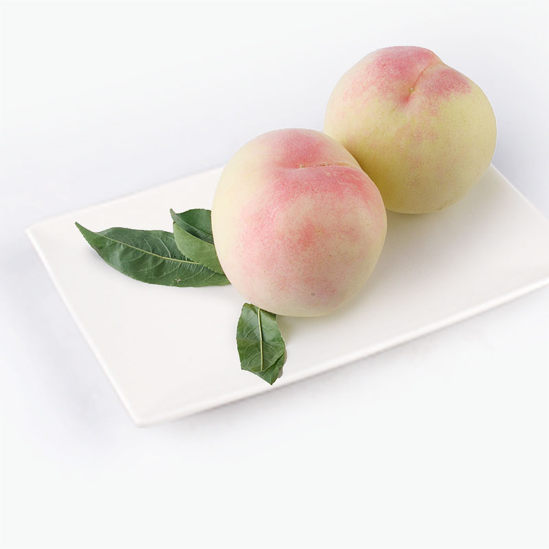 Wuxi YangShan Large Honey Peaches x2 0.8kg-0.9kg