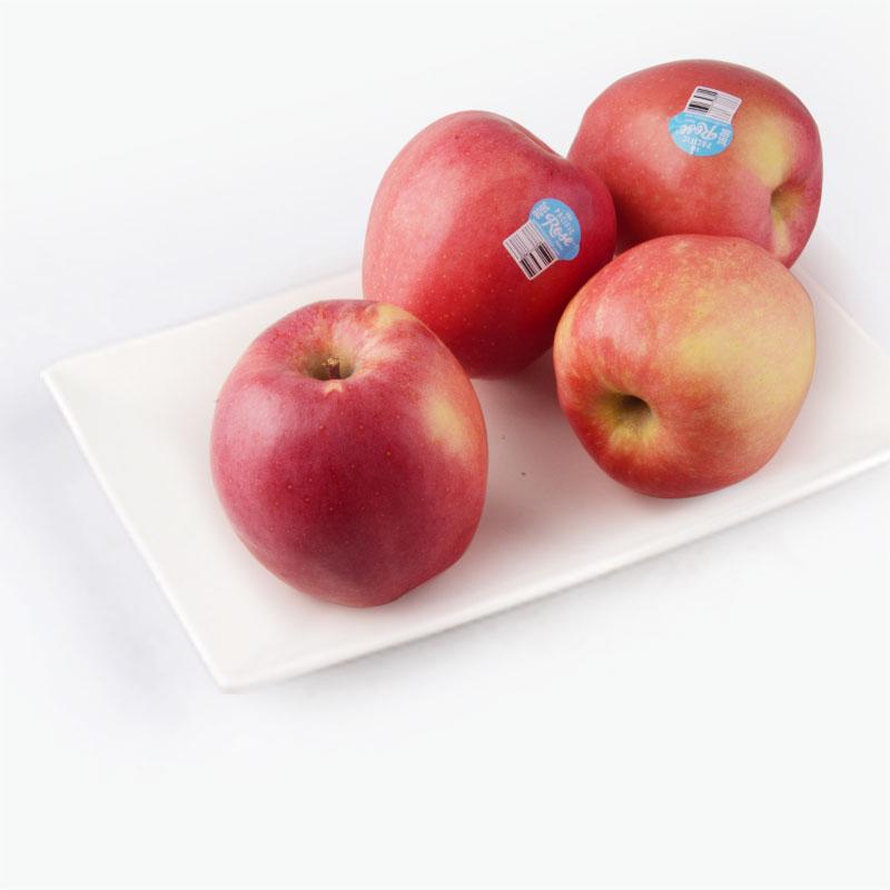 American Red Rose Apples x4 0.9kg~1kg