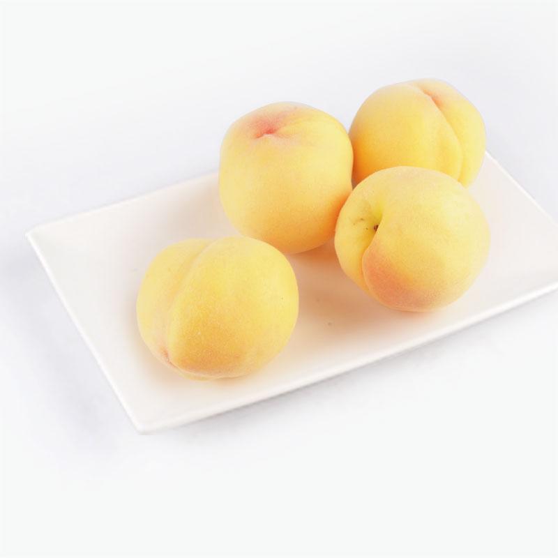 Yellow Peaches 4pcs 0.8kg-0.9kg