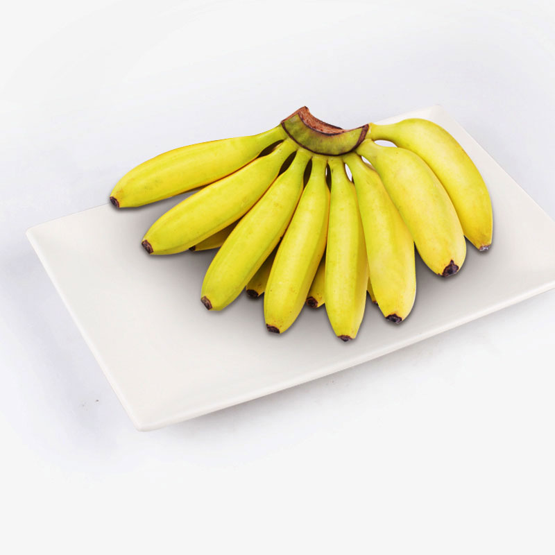 Lady Finger Bananas 475g-525g