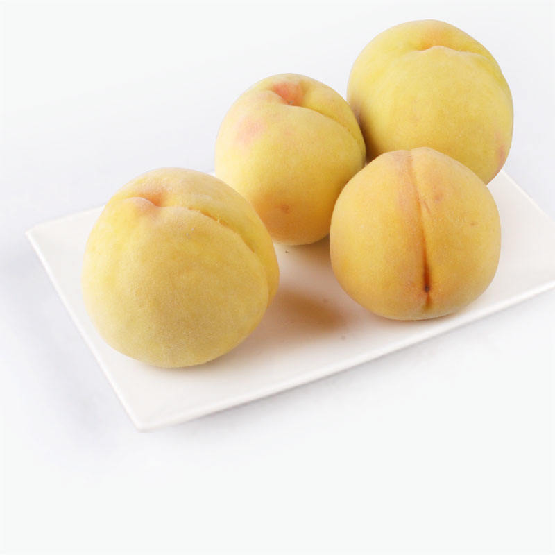 Yellow Peaches 4pcs1.1kg-1.2kg