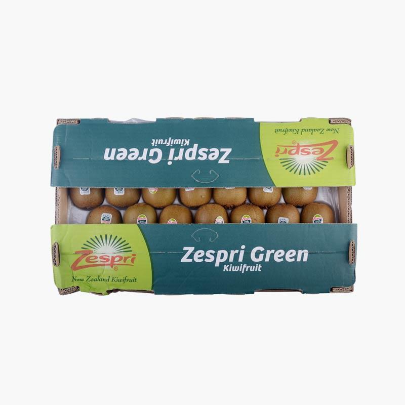 Zespri New Zealand Green Kiwi Box 27pcs-30cs
