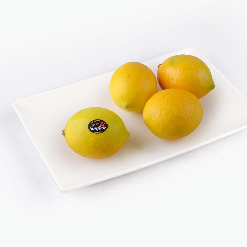 New Zealand Lemons 460g-480g
