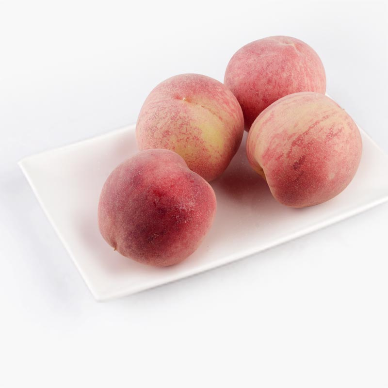 Shandong Pink Peaches x4  1kg
