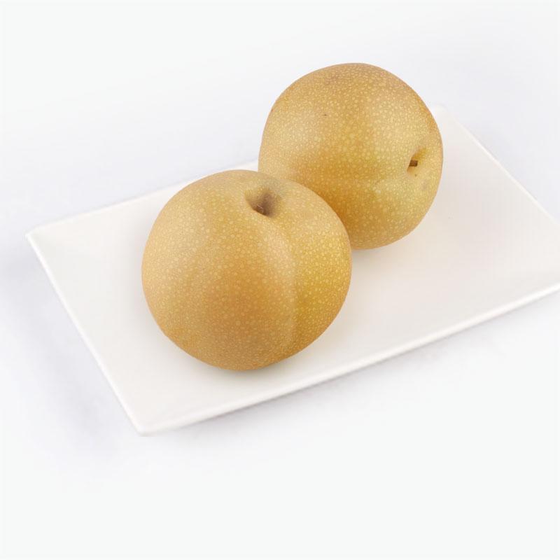 Organic Fengshui Pears  2pc 900-1000g