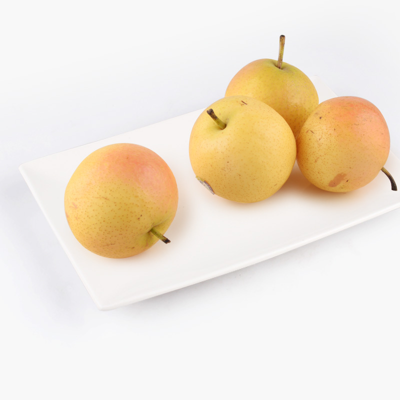 Organic Nanguo Pear x4 500g