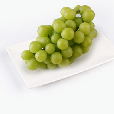 Muscat Green Grapes 600g
