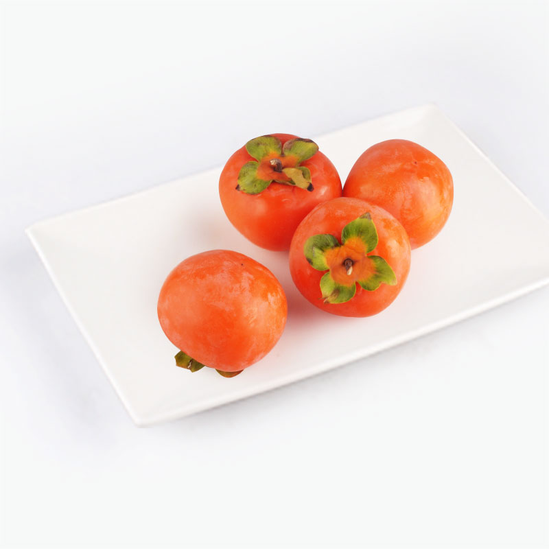 Persimmons x4  400g-450g