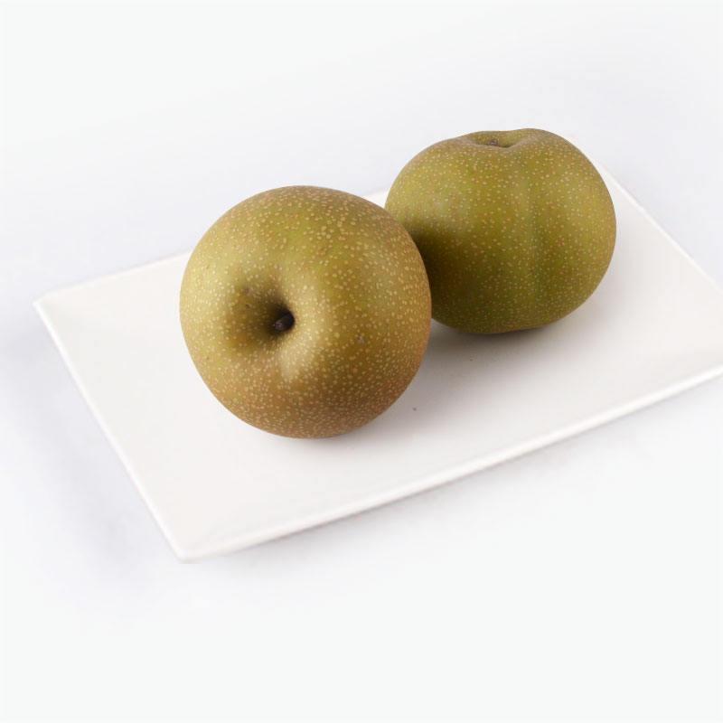 Organic Sweet Pears x2 550~590g