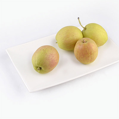 Premium Fragrant Pears 400g~500g  4pcs