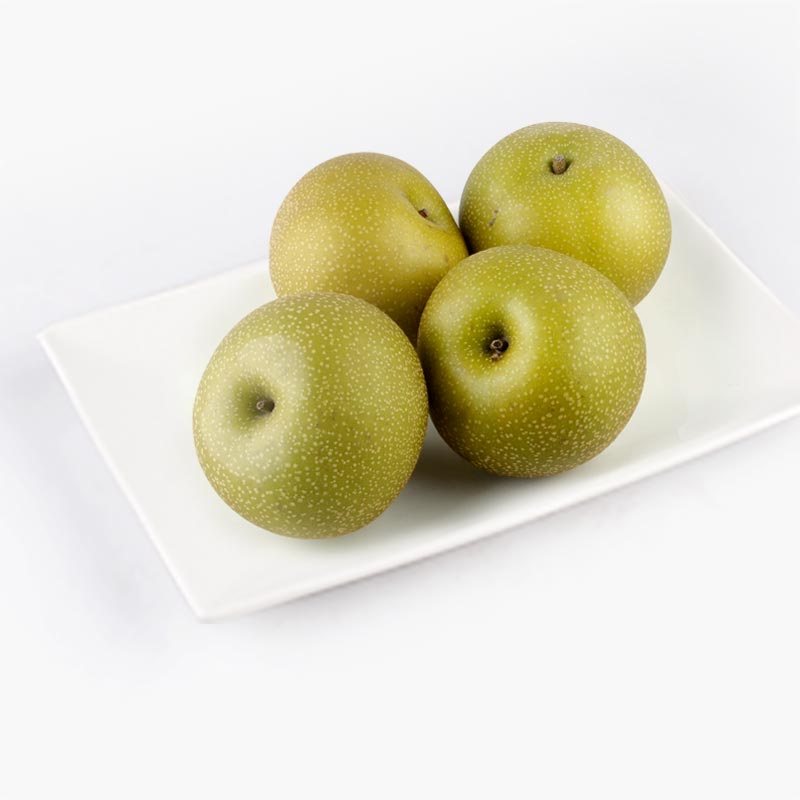 Organic Sweet Pears x4 900~1000g