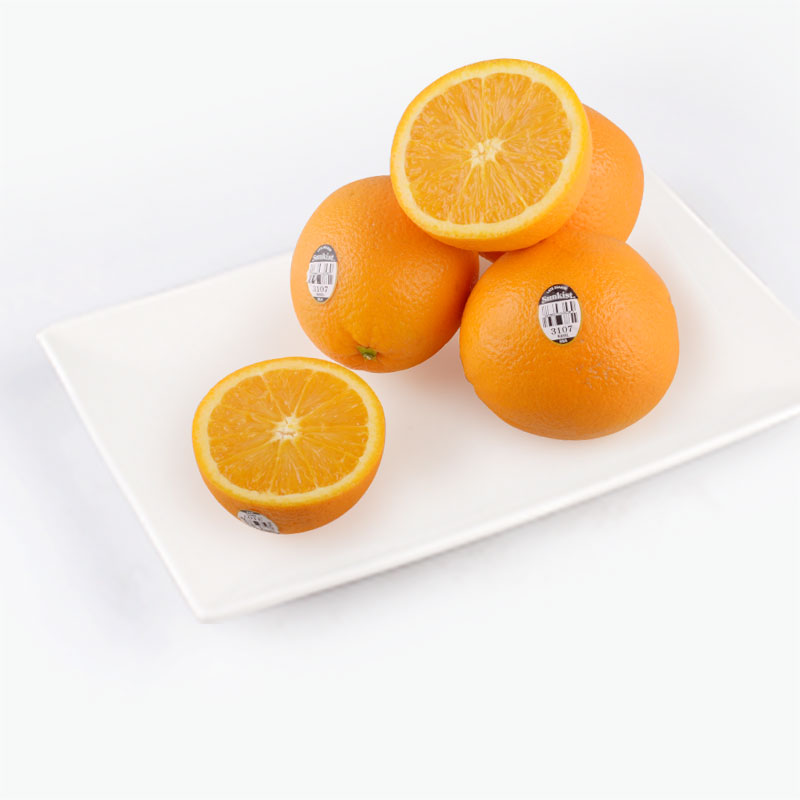 Sunkist Navel Orange (Black Label) 800g~900g 4pcs
