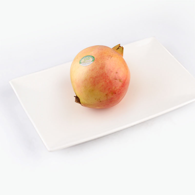 Organic  Pomegranate x1   300-400g