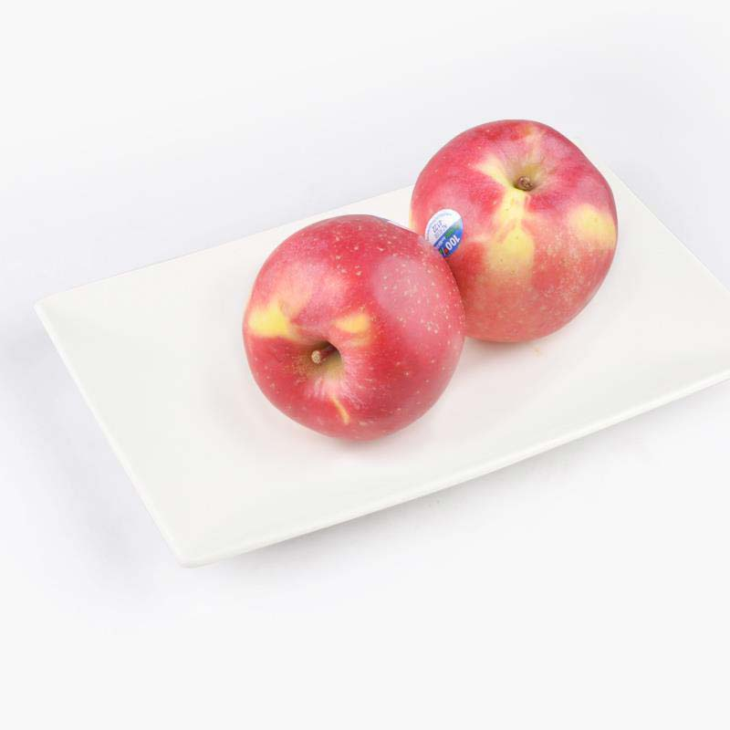 Pacific Rose Queen Apples x2  420g-450g