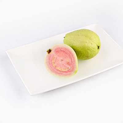 Taiwanese Red Guava 2pcs 500g~600g
