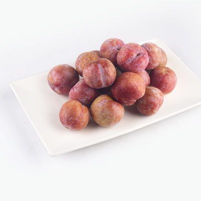 Red Chinese Plums 500g