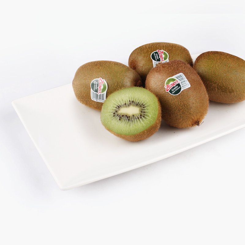 Zespri, New Zealand Green Kiwis 380g~420g 4pcs