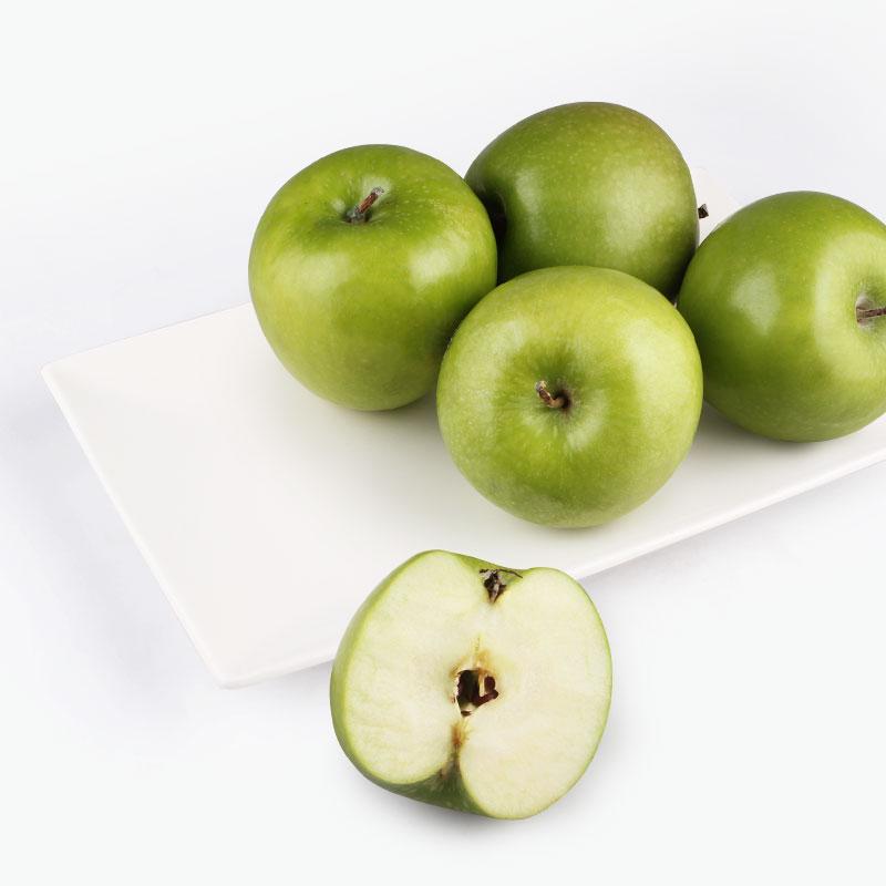 Granny Smith Apples 550g~580g 4pcs