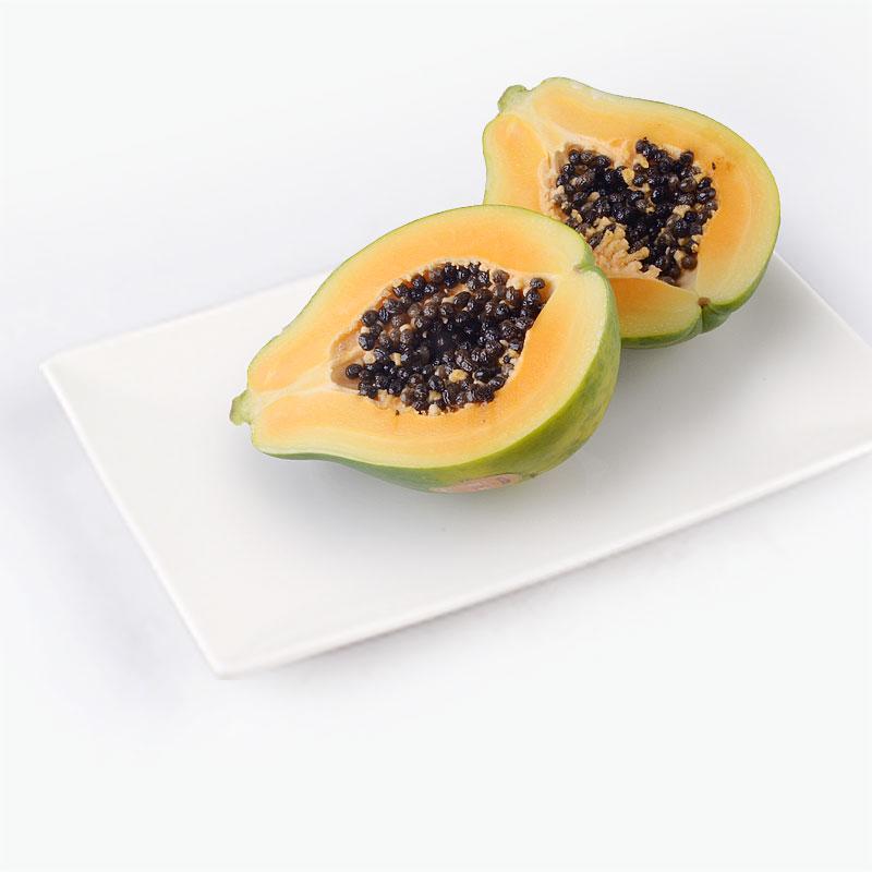 Dole Papaya×1 500g-600g
