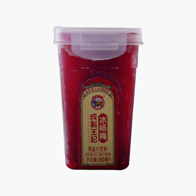 Iced Bayberry Juice 380ml
