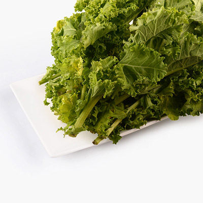 Organic Kale Lighter European-Style 250g